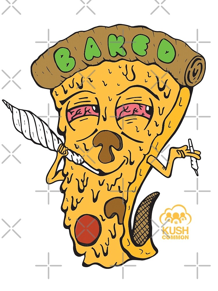 Baked by KUSH COMMON