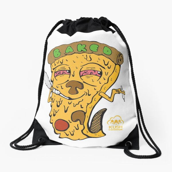 Baked Drawstring Bag