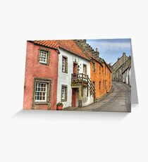 Tanhouse Brae Greeting Card