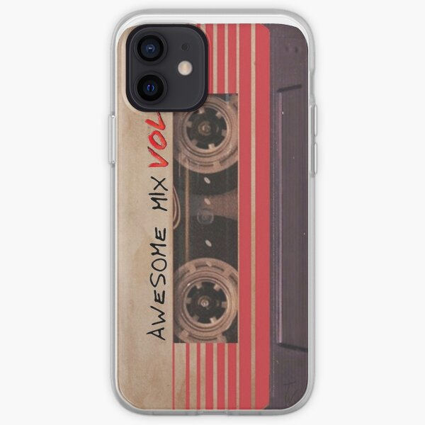 Awesome Mix vol.2 iPhone Soft Case