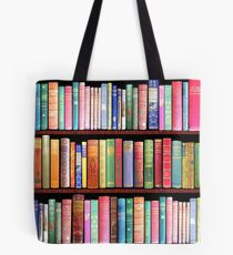 Bookworm Antique books Tote Bag