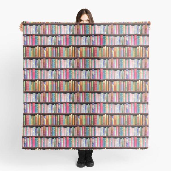 Bookworm Antique books Scarf