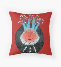 Cosmic Epiphany Heart Floor Pillow