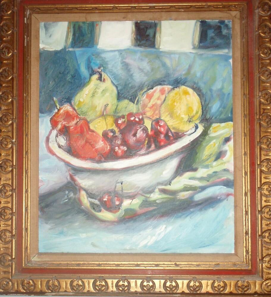 fruitbowl by gabriele