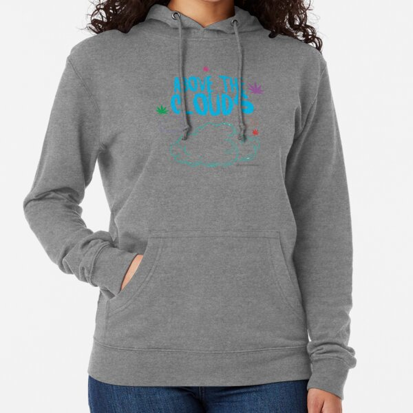 Above the Clouds Lightweight Hoodie