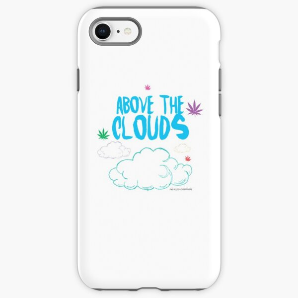 Above the Clouds iPhone Tough Case