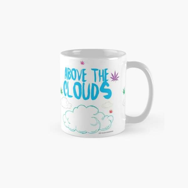 Above the Clouds Classic Mug