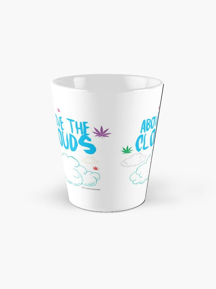 Alternate view of Above the Clouds Mug