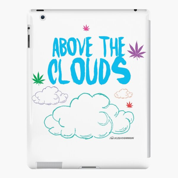 Above the Clouds iPad Snap Case