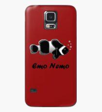 Emo Nemo Case/Skin for Samsung Galaxy