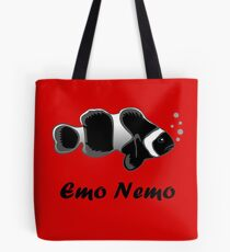 Emo Nemo Tote Bag