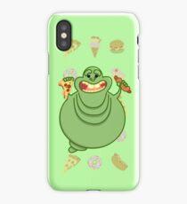 Slimer the Ugly Little Spud iPhone Case/Skin