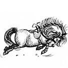 Bucking Pony by slwaller