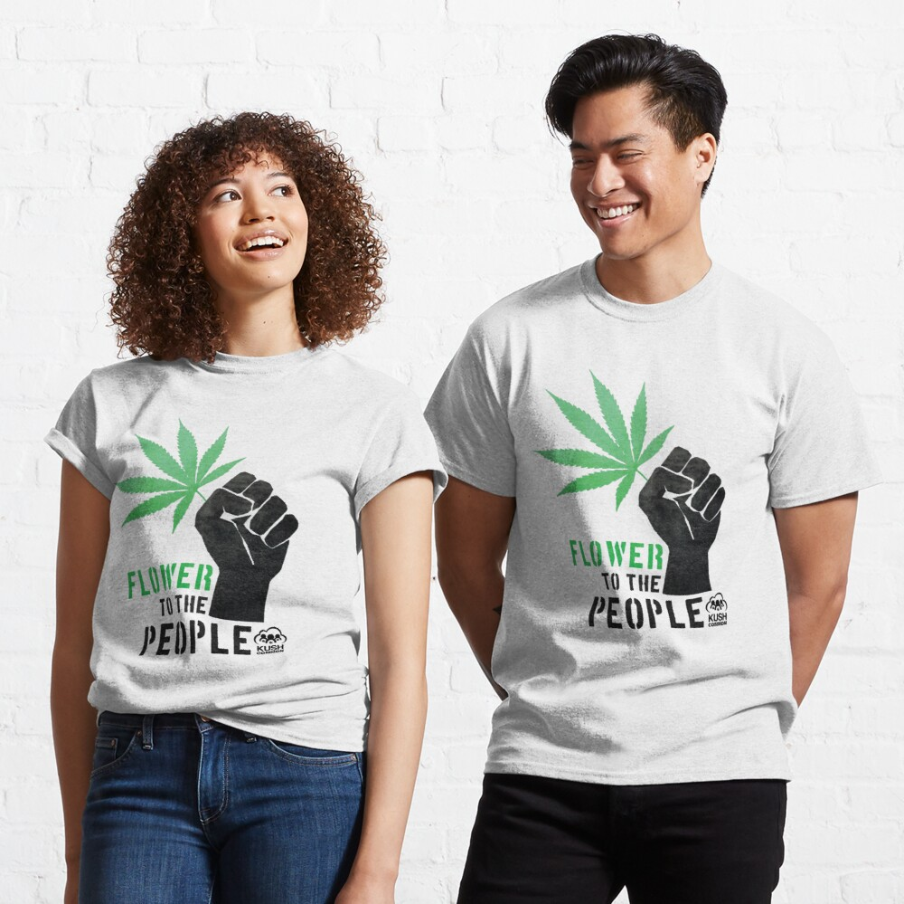 Flower to the People Classic T-Shirt