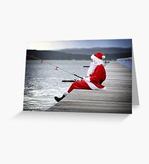 Merry Christmas from the Jetty Greeting Card