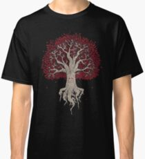 Weirwood Tree - game of thrones Classic T-Shirt