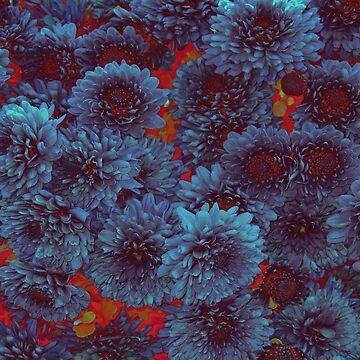 Vintage Floral by TartyCat