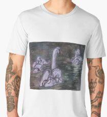 Swan family Men's Premium T-Shirt