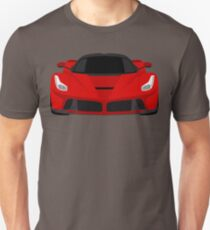 Red Ferrari LaFerrari T-Shirt