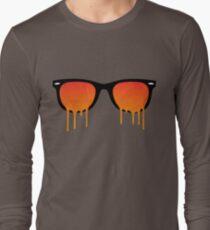 Melting Vision - Warm Triangles T-Shirt