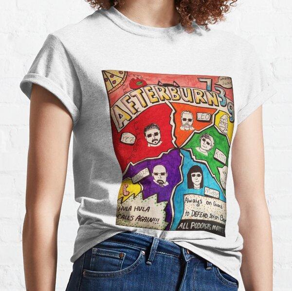 Comic Book Cover - Designed by @amurdermostfoul  Classic T-Shirt