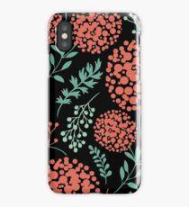 Flower flora iPhone Case/Skin