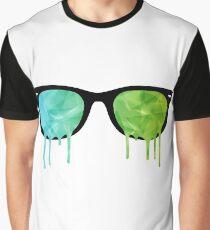 Melting Vision - Cool Shards Graphic T-Shirt