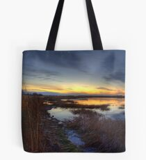 Evening on the Water Tote Bag