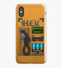 HEV Charger iPhone Case