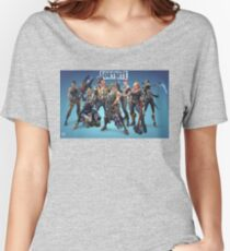 Fortnite Women's Relaxed Fit T-Shirt