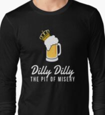 Dilly Crown Beer Shirts Dilly True Friend of the Crown T-Shirt