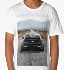 Mercedes C63 AMG Long T-Shirt
