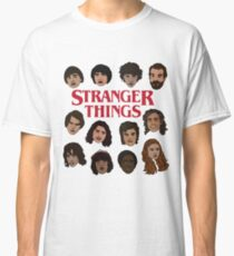 Stranger Things 2 Crew Classic T-Shirt