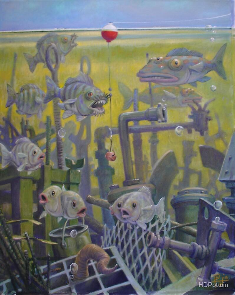 Aquarium by HDPotwin