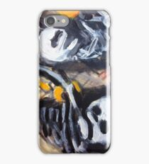 The Wrathful and the Sullen iPhone Case/Skin