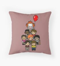 The Losers' Club Throw Pillow