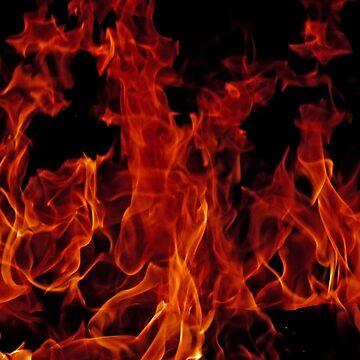 Fire by FrankieCat