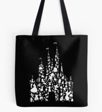 Happiest Castle On Earth Inverted Tote Bag