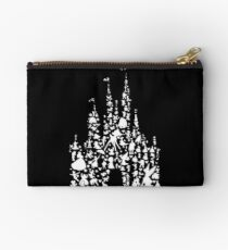 Happiest Castle On Earth Inverted Studio Pouch
