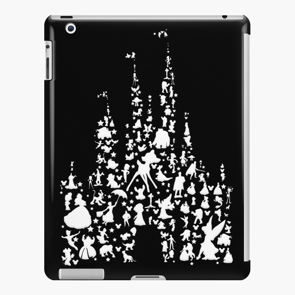 Happiest Castle On Earth Inverted iPad Case & Skin