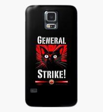 IWW General Strike Sabocat Case/Skin for Samsung Galaxy