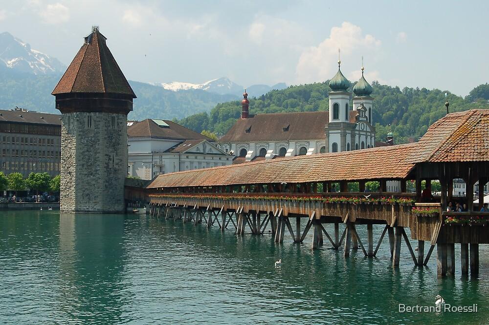 Luzern by Bertrand Roessli