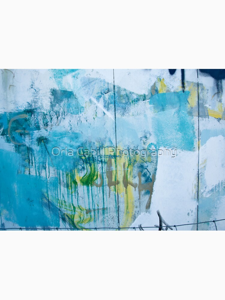Graffiti Blue No.1 by orlaphoto