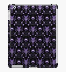 Haunted mansion contrast iPad Case/Skin