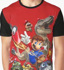 Odyssey Graphic T-Shirt