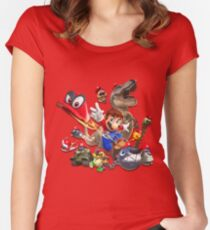 Odyssey Women's Fitted Scoop T-Shirt