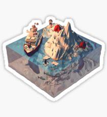 Polar Expedition Sticker
