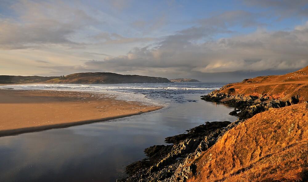 January Bay by Jamie Buchanan