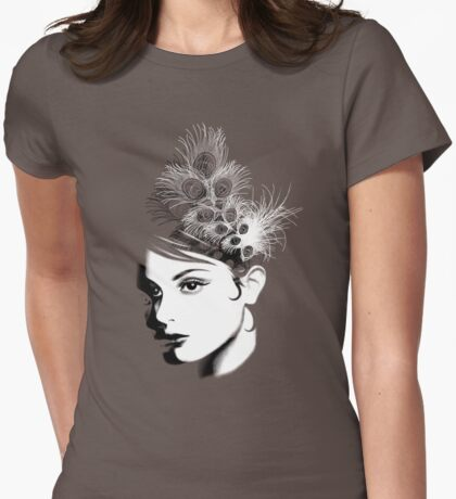 Girl Face T-Shirt