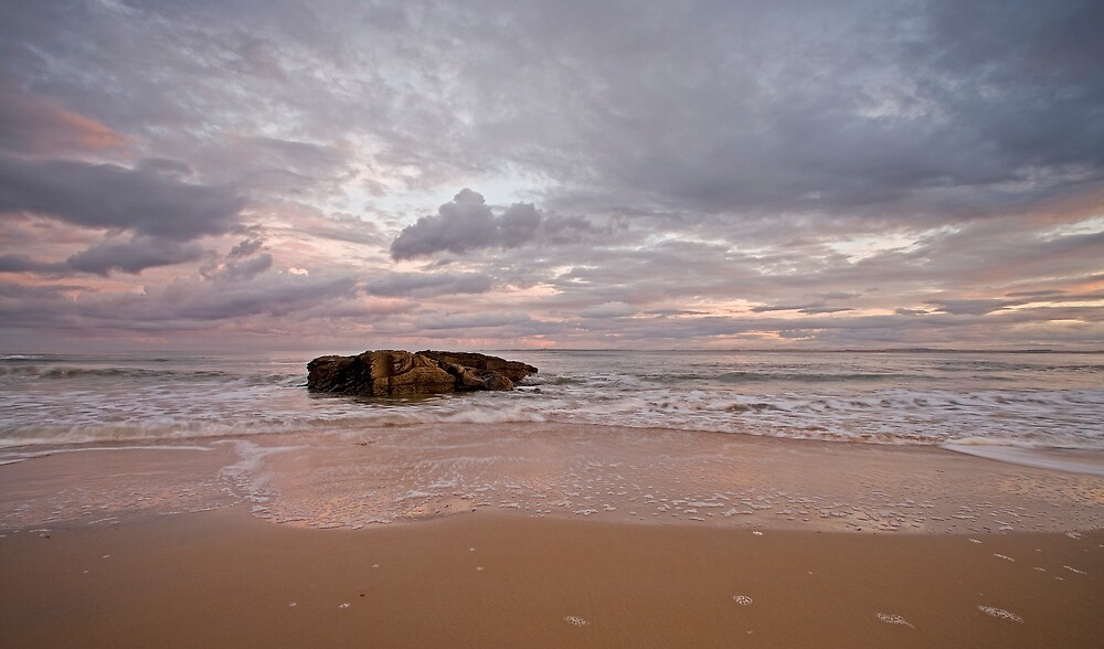 Dornoch Sunset by Jamie Buchanan